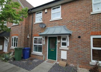 Thumbnail 2 bed terraced house to rent in Mayflower Road, Chafford Hundred, Grays, Essex