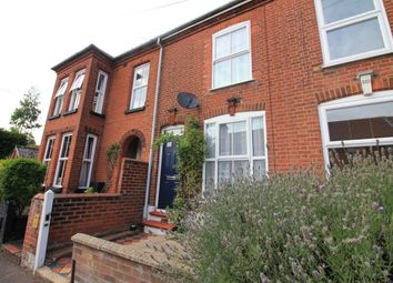 Thumbnail 2 bed terraced house to rent in Sewell Road, Norwich