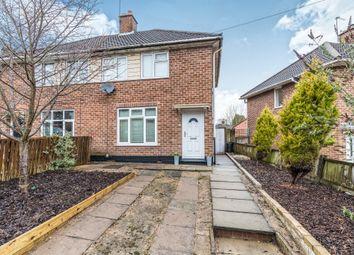 Thumbnail 3 bed semi-detached house for sale in Hunslet Road, Quinton, Birmingham