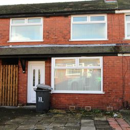 Thumbnail 3 bedroom terraced house for sale in Boswell Avenue, Audenshaw, Manchester