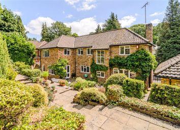 Thumbnail 5 bedroom detached house to rent in Camp Road, Gerrards Cross, Buckinghamshire