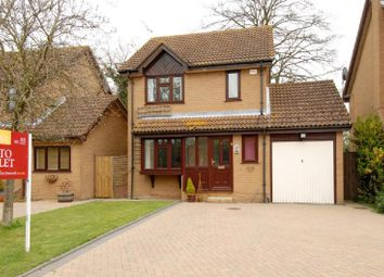 Thumbnail 3 bed detached house to rent in Arun Close, Winnersh, Wokingham