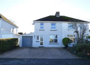 Thumbnail 3 bed semi-detached house for sale in Merlins Avenue, Merlins Bridge, Haverfordwest