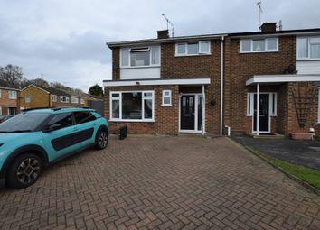 Thumbnail 3 bed end terrace house for sale in Avon Close, Farnborough