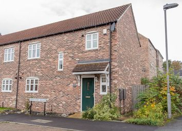 Thumbnail 3 bed end terrace house for sale in Ascot Avenue, Colburn, Catterick Garrison