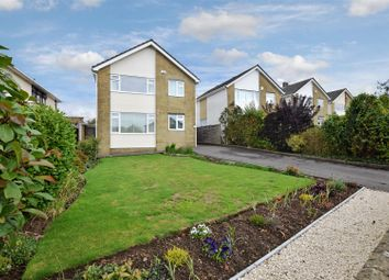 Thumbnail 4 bed detached house for sale in Cheslefield, Portishead, Bristol
