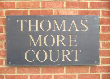 Thumbnail 2 bed flat for sale in Thomas More Court, Priory Avenue, Taunton, Somerset
