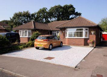 Abbots Way, Fareham PO15. 3 bed semi-detached bungalow