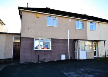 Thumbnail 3 bed semi-detached house to rent in Cromwell Road, Cheltenham, Gloucestershire