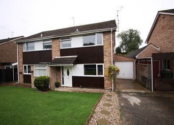 Thumbnail 3 bed semi-detached house for sale in Elmlea Road, Kings Stanley, Stonehouse