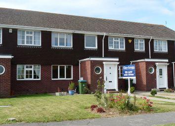 Thumbnail 3 bed terraced house to rent in Southfields Road, Littlehampton