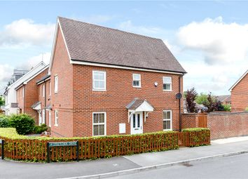 Thumbnail 3 bed semi-detached house for sale in Stretcher Drive, Hermitage, Thatcham, Berkshire