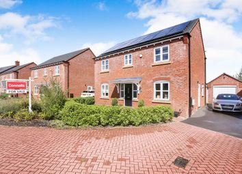 Thumbnail 4 bed detached house for sale in Elmwood Avenue, Essington, Wolverhampton