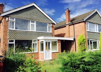 Thumbnail 3 bed link-detached house to rent in Yew Tree Close, Marple, Stockport