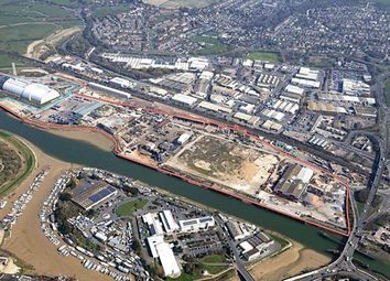 Thumbnail Warehouse for sale in North Quay, Newhaven, East Sussex