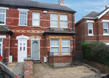 Thumbnail 4 bed end terrace house for sale in Douglas Road, Parkstone, Poole