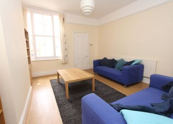 Thumbnail 5 bed terraced house to rent in St Albans Road, Leicester