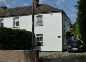 Thumbnail 3 bed semi-detached house for sale in Marlow Road, Bourne End