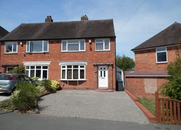 Thumbnail 3 bed semi-detached house to rent in Heathleigh Road, Kings Norton