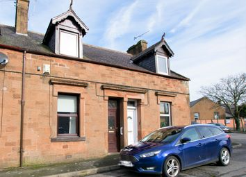 Thumbnail 2 bed terraced house for sale in 9 Moat Road, Annan, Dumfries & Galloway