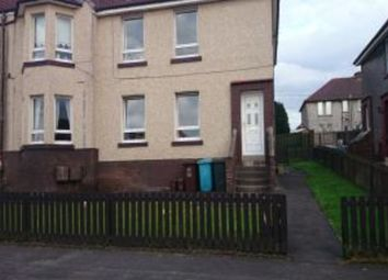 Thumbnail 4 bed flat for sale in Strain Crescent, Airdrie