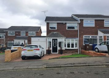 3 bed semi-detached house for sale in Kearton Avenue, Chapel Park, Newcastle Upon Tyne NE5
