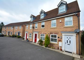 Thumbnail 3 bedroom town house for sale in Betony Grove, Kirkby-In-Ashfield, Nottingham