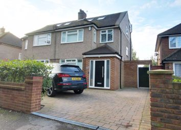 Thumbnail 4 bed semi-detached house for sale in Goffs Lane, Goffs Oak, Waltham Cross
