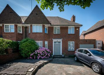 Thumbnail 5 bedroom end terrace house to rent in Anson Road, London