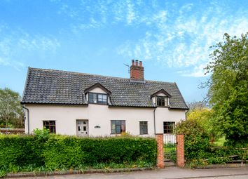 Thumbnail 4 bedroom detached house for sale in Norwich Road, Scole, Diss