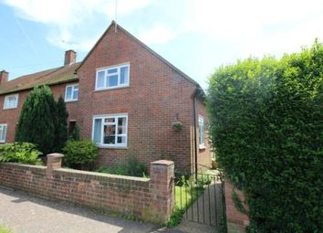 Thumbnail 2 bed end terrace house for sale in Richmond Road, Westerton, Chichester, West Sussex