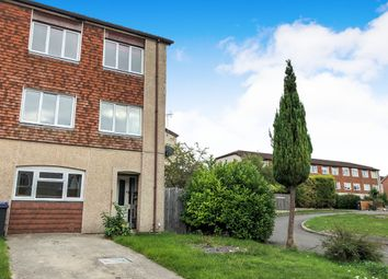 Thumbnail 4 bed terraced house for sale in Willow Mews, Forest Drive, Tidworth