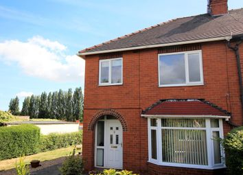 Thumbnail 3 bed semi-detached house for sale in Castleford Lane, Knottingley