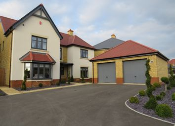 Thumbnail 5 bed detached house for sale in Amethyst Road, Swindon
