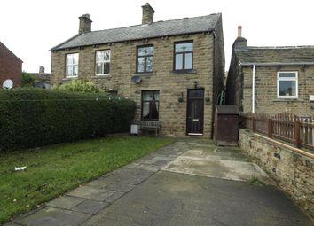 Thumbnail 3 bedroom semi-detached house for sale in Dale Street, Skelmanthorpe, Huddersfield
