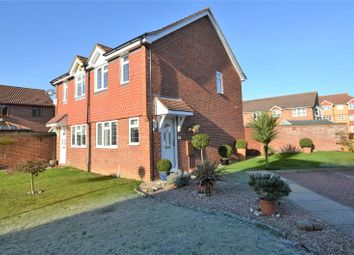 Thumbnail 2 bedroom semi-detached house for sale in Horley, Surrey