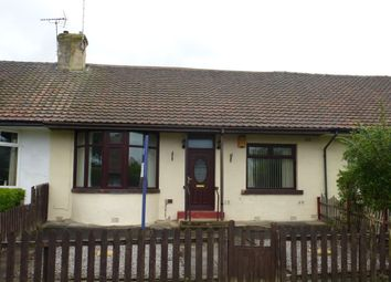 Thumbnail 2 bed terraced bungalow for sale in Hawes Mount, Bradford