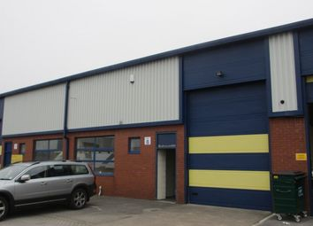 Thumbnail Light industrial to let in Unit 8 Ecclesbourne Park Industrial Estate, Cotes Park Road, Alfreton