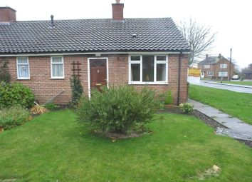 Thumbnail 1 bed bungalow to rent in Cedar Close, Hednesford, Cannock