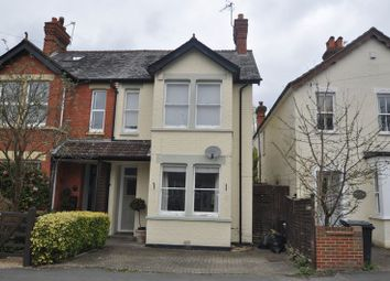 Thumbnail 3 bed property to rent in Gordon Avenue, Camberley