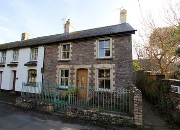 Thumbnail 2 bed cottage for sale in Church Row, Llanfrynach, Brecon
