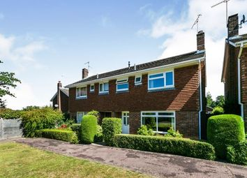 Thumbnail 3 bed semi-detached house for sale in Frankfield Rise, Tunbridge Wells, Kent, .