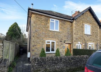 Thumbnail 3 bed end terrace house for sale in Yeovil Road, Montacute