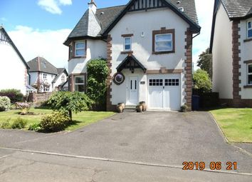 Thumbnail 4 bed detached house to rent in Torr Avenue, Quarrier's Village, Bridge Of Weir