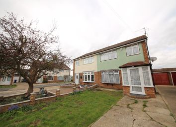 Thumbnail 3 bed semi-detached house to rent in Silverdale, Stanford-Le-Hope