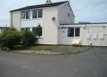 Thumbnail Property to rent in High Street, Camelford