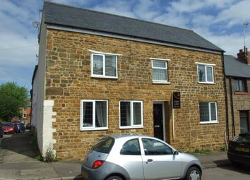 Thumbnail 3 bed cottage to rent in Brixworth Road, Spratton, Northampton