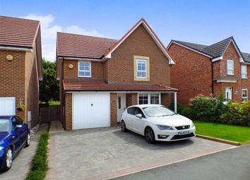 Thumbnail 4 bed detached house for sale in Patrons Drive, Elworth, Sandbach