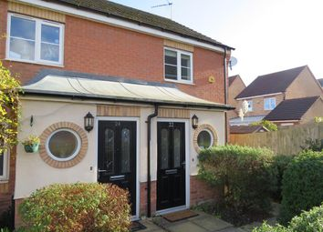Thumbnail 2 bed property to rent in Garden Close, Thorpe Astley, Leicester