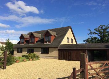 Thumbnail 5 bedroom detached house for sale in Pererin, Carway, Llanelli